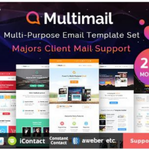 Multimail Email Template Set - latestonlinesolutions.com